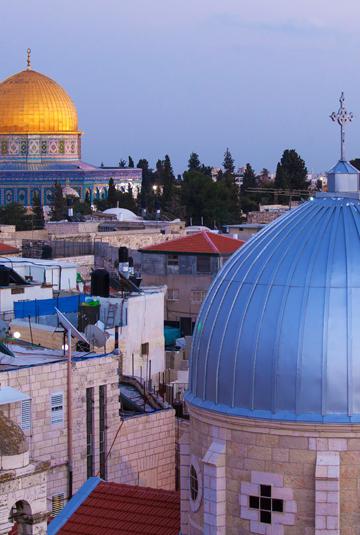 Unik militärhistorisk resa till Israel